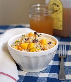 Pumpkin Fried Rice from Appetite for China