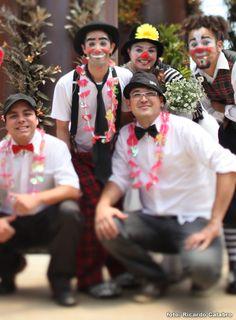 Uma grande palhaçada musical tomará a praça do Sesc Santo Amarono próximo final de semana. Dias 24, às 17h e 25, às 14h, a Cia. Charanga Bubiô, Dançô! faz espetáculo para crianças e adultos, com entrada Catraca Livre.