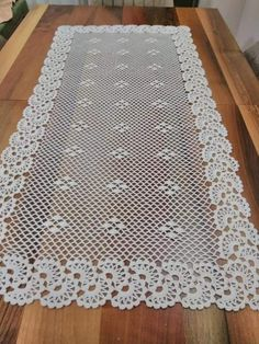 Pat Shaw's media content and analytics Crochet Table Mat, Crochet Table Runner Pattern, Free Crochet Doily Patterns, Crochet Doily Diagram, Filet Crochet Charts, Crochet Lace Edging, Crochet Tablecloth, Crochet Flowers, Crochet Stitches
