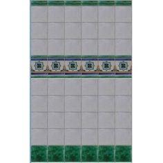 1000 images about azulejos artesanos granadinos on pinterest bonito patio and wall tiles - Azulejos patio andaluz ...