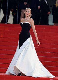 Retour sur la plus jolie robe de Blake Lively lors du Festival de Cannes 2014 | Blog officiel de PERSUN.FR