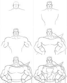 How to draw Shazam