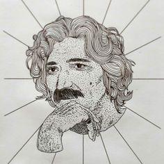 Belchior, arte, desenho, drawin