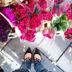 Autumn is here🍂🍁 #Autumnstyle #flowers #zara #style #shoes
