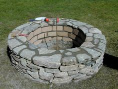 How to firepit