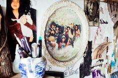 Freunde von Freunden — Melih Özuysal — Artist, Apartment, Istanbul-Ortaköy — http://www.freundevonfreunden.com/interviews/melih-ozuysal/