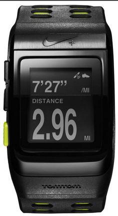 Nike_GPS_ Metrics Interface