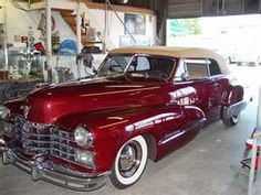 1948 Buick Roadmaster-completely different than my 1992...Still big & bulky though.