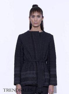 dcc30ca4fc45 Sort Cecilie Copenhagen jakke for kun 20 DKK dagligt på RentAtrend
