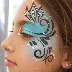Image from http://candyinside.com/wp-content/gallery/face-painting/blue-eye-design-360x360.jpg.