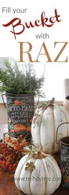 Shop now for your autumn decorations at Trendy Tree!