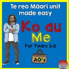 "This product was designed to help teachers learn and teach te reo Maori.Perfect to integrate with ""About me"" ""My World"" ""My Place""- it is child centred. Some of the whanau terms in te reo Maori can get complicated and this resource will make teaching them easier.Included in this resource:Achievement Objectives1.4 communicate about personal information, such as [their] name, parents and grandparents names 2.1 communicate about relationships between peopleLearning Intentions:recognise…"