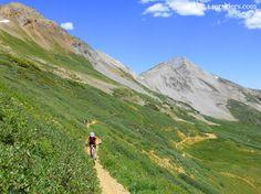 Mountain biking Crested Butte Star Pass
