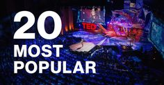 The most popular talks of all time: Are schools killing creativity? What makes a great leader? How can I find happiness? These 20 talks are the ones that you and your fellow TED fans just can't stop sharing.
