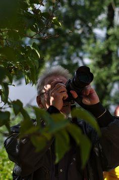 Beim fotografieren beobachtet.