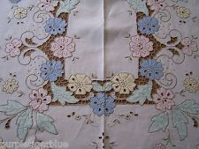 Marghab Madeira Embroidery linens - Google Search