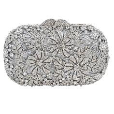Luxury Crystal Evening Purse Party Purse Diamond Clutch Bag Wedding Bride Banquet Handbag_6     https://www.lacekingdom.com/