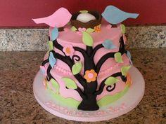 "love bird baby shower theme   Hatching with Love"" for a baby shower, themed after baby's ""Love Bird ..."