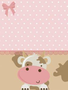 kit festa fazendinha tag lembrancinhas Grátis - Em PDF fácil de editar e imprimir. Confira em http://fazendo-festa.net/kit-festa-infantil-gratuitos/kit-festa-fazendinha-rosa-pronto-para-editar-e-imprimir-gratis/