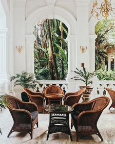 Find unique venues to celebrate, getaway and gather. A guide to gathering locations and events in communities in over 200 cities across the globe. West Indies Decor, West Indies Style, British West Indies, British Colonial Bedroom, British Colonial Style, Tropical Decor, Coastal Decor, Tropical Furniture, Tropical Interior