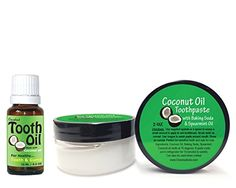 Coconut Oil Toothpaste Tooth Oil Kit for Natural Teeth Whitening and Oral Care  BUY NOW     $18.00    Get the ultimate dental care kit with the world's first Coconut Oil toothpaste and our new tooth oil for an unbeatable price.  ..  http://www.beautyandluxuryforu.top/2017/03/16/coconut-oil-toothpaste-tooth-oil-kit-for-natural-teeth-whitening-and-oral-care/