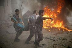 Syrie : L'ONU veut ouvrir des pourparlers de paix le 25 janvier - Libération