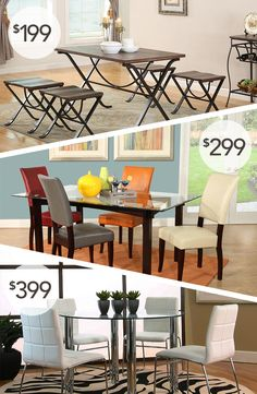 Contemporary Or Chic Weve Got The Perfect Set For You Check Out Prato Newtown And Napoli To Name A Few At Kanes Can Find Dining Room