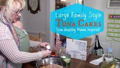 Tuna Cakes Recipe - THM Friendly