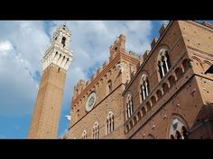 Italy's Grand Hill Towns: Siena & Assisi https://www.youtube.com/watch?v=u0lCR3VDlVM
