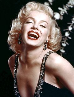 """""""In Hollywood a girl's virtue is much less important than her hairdo,"""" Marilyn Monroe said."""