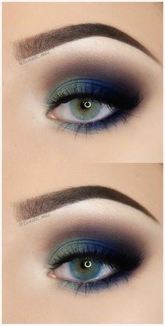 Eye Make-up – Swipe to compare them and tell me which one you like more? 1 or Eye Make-up – Swipe to compare them and tell me which one you like more? 1 or or lenses? Thanks to for showing us so am Soft Eye Makeup, Eye Makeup Steps, Makeup For Green Eyes, Blue Eye Makeup, Smokey Eye Makeup, Beauty Makeup, Hair Makeup, 80s Makeup, Simple Eye Makeup