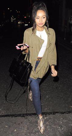 #leigh #anne #pinnock #leighannepinnock #littlemix #style #fashion #outfit