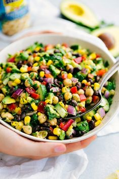 The best ever italian chickpea salad packed with veggies and Garbanzo Bean Recipes, Chickpea Salad Recipes, Bean Salad Recipes, Couscous Recipes, Healthy Salad Recipes, Vegetarian Recipes, Steak Recipes, Potato Recipes, Healthy Meals