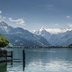 Eine atemberaubende Natur, ein traumhaft schönes Bergpanorama, ganz viel Ruhe und eine Menge Erholungsmöglichkeiten — im idyllischen Zell am See …
