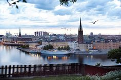Ivar Los Park - bästa utsikten, Söder Mälarstrand, Södermalm