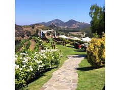 Saddlerock Ranch Malibu Weddings Los Angeles wedding location 90265