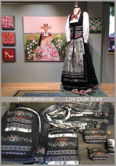 Lise Skjåk Bræk Dress Outfits, Fashion Dresses, Norway, Scandinavian, Gym Bag, Russia, Costumes, Barn, Europe