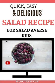 Recipes Kids Can Make, Easy Recipes For Beginners, Fun Easy Recipes, Quick Dinner Recipes, Salads For Kids, Dinners For Kids, Healthy Meals For Kids, Kids Meals, Healthy Eating