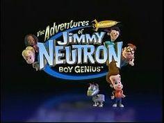 The Adventures of Jimmy Neutron: Boy Genius. 2002-2006. Nicktoon. USA