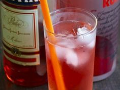 Sour & Bitter: refreshing drink made with Ruby Red grapefruit vodka (Culinate.com)