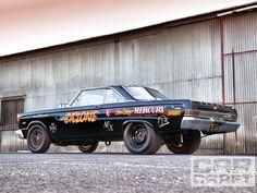 1965 #Mercury_Cyclone 427 #Cammer AF/X drag racer