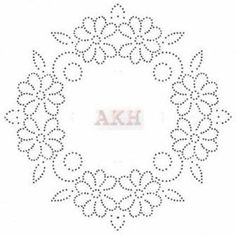 The Latest Trend in Embroidery – Embroidery on Paper - Embroidery Patterns Embroidery Cards, Hand Embroidery Designs, Embroidery Patterns, Card Patterns, Stitch Patterns, Doily Patterns, Dress Patterns, Punched Tin Patterns, Candlewicking Patterns