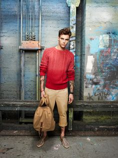 Urban Outfitters Men's SS12 Lookbook   FashionBeans