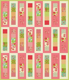 Sophie's Quilt – Free Quilt Pattern   Southern Fabric