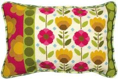 Anchor Living Range Retro Cushion Panel Tapestry Kit in Crafts, Tapestry & Needlepoint, Kits | eBay