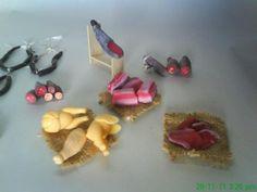 Foro de Belenismo - Miniaturas, detalles y complementos -> Venta de embutidos y otros