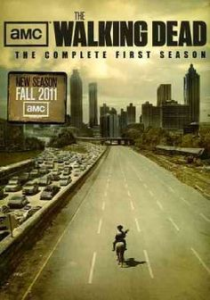 A great poster from TV's The Walking Dead Season Rick Grimes on an empty highway in the Zombie apocalypse. Check out the rest of our excellent selection of Walking Dead posters! Need Poster Mounts. Poster The Walking Dead, Walking Dead Season One, The Walking Dead Saison, The Walk Dead, Walking Dead Tv Show, Walking Dead Memes, Fear The Walking Dead, Andrew Lincoln, Rick Grimes