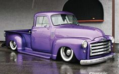 2013 Grand National Roadster Show - Classic Trucks Magazine - Hot Rod Gmc Pickup Trucks, Gm Trucks, Chevrolet Trucks, Lowrider Trucks, Hot Rod Trucks, Cool Trucks, Classic Chevy Trucks, Classic Cars, Classic Trucks Magazine
