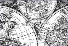 2) La terre est devenue ronde a partir de 1450 et circule autour du soleil grace à Copernic (1473-1543), de Galilée  (1564-1642), Christophe Colomb (1450-1506)