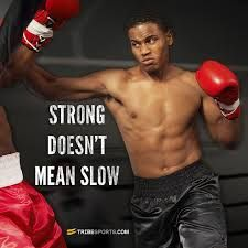 Strong x Slow
